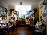 My Studio In North London