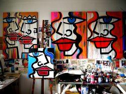 My studio London 21